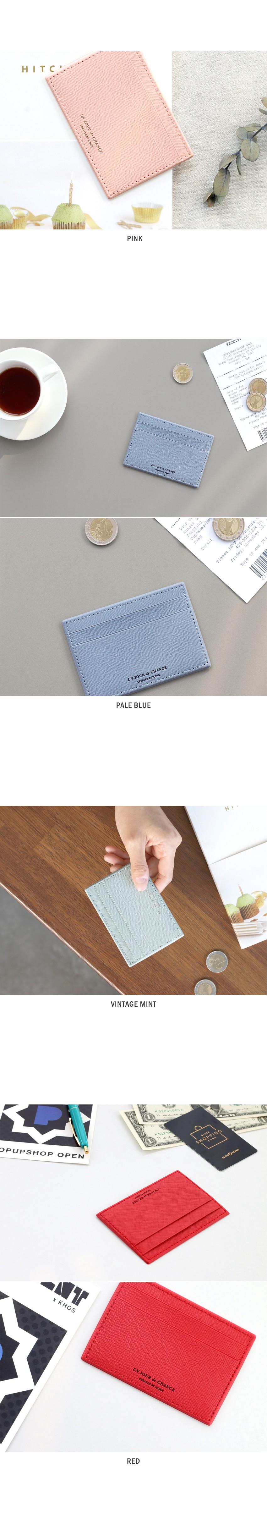 아이코닉 플랫 카드 포켓(iconic) - 아이코닉, 4,800원, 동전/카드지갑, 카드지갑